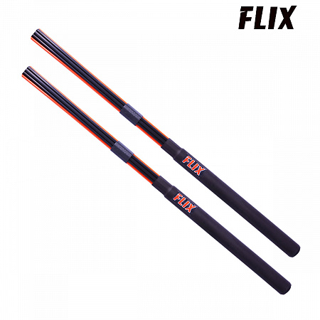 Flix Sticks Heavy Black/Orange